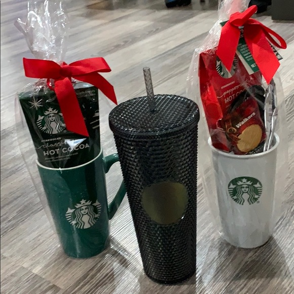 LIMITED EDITION Starbucks 2020,  with 2 gift sets